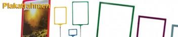 Plakatrahmen & Hüllen