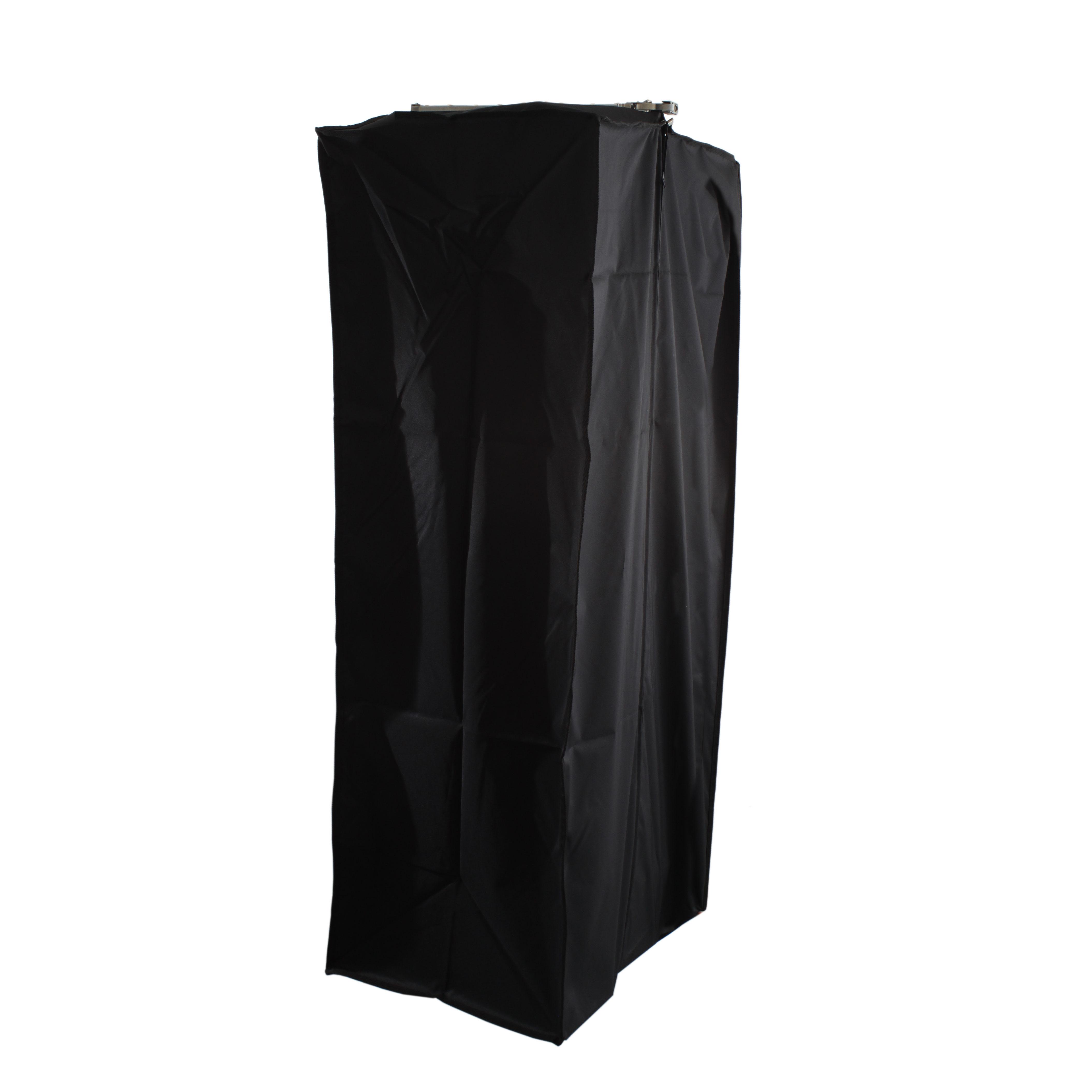 Kollektionssack mit Klemmschiene 120cm