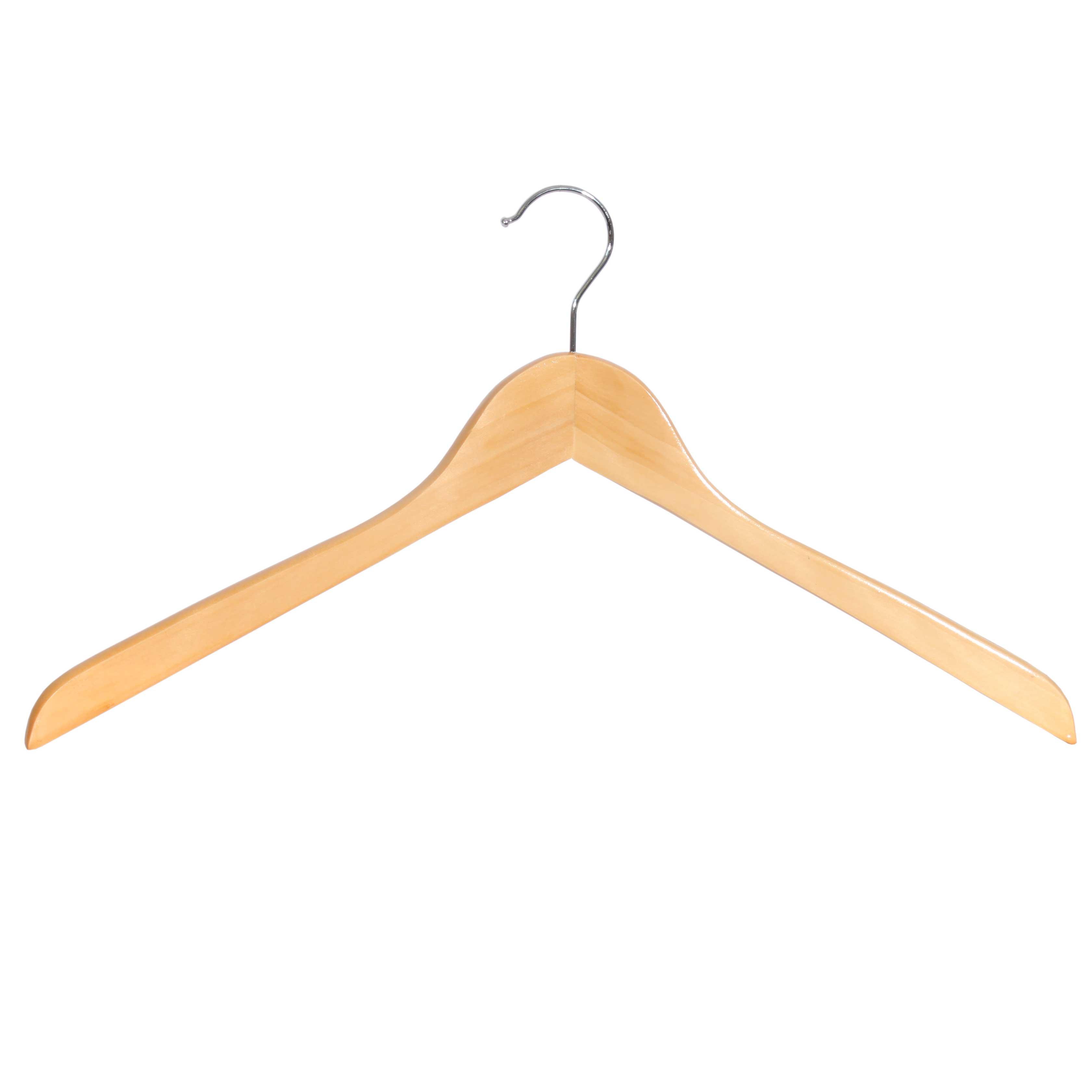 Kleiderbügel, ohne Steg