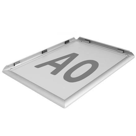 Alurahmen A0 Aluminium Display Alu Klapprahmen