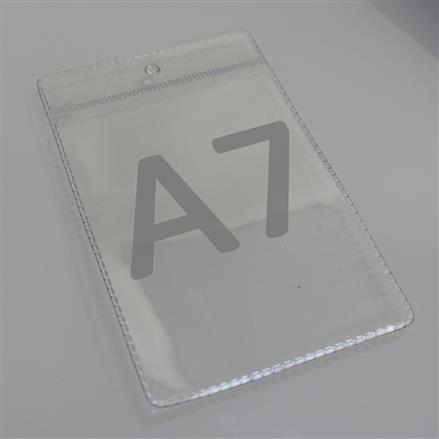 Plakattasche Folientasche aus PVC in A7