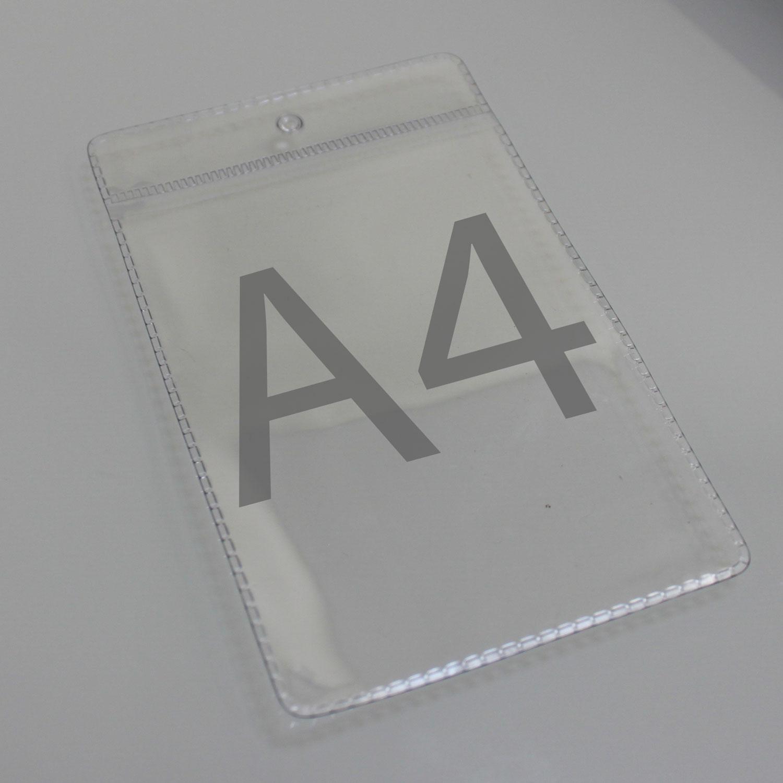 Plakattasche Folientasche aus PVC in A4