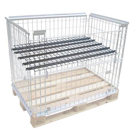 Gitterboden für Gitteraufsatzrahmen 210 500