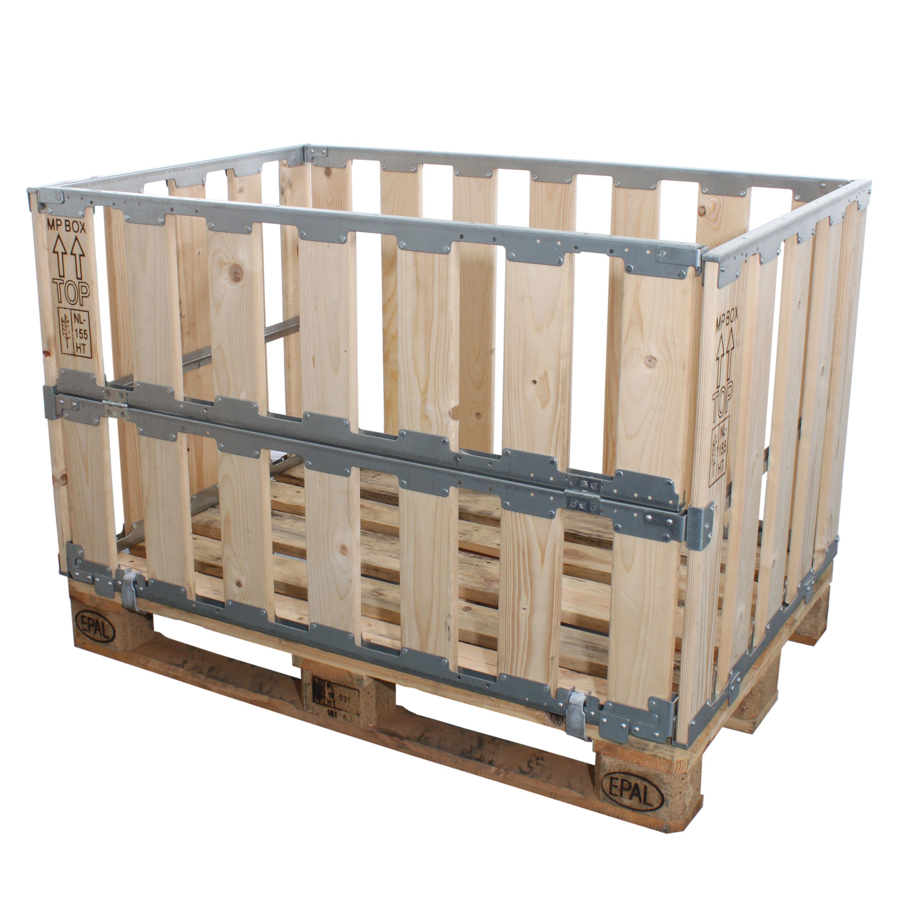MP-Multibox Aufsatzrahmen H = 700 mm