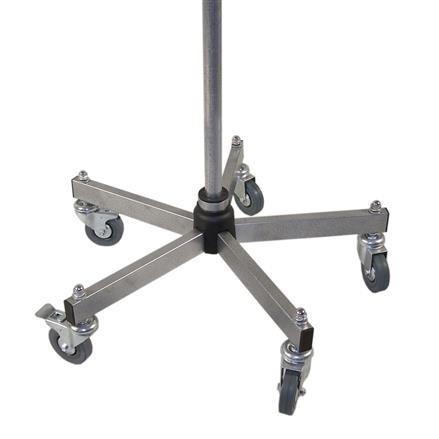 Fuß vom Grundständer D=800 mm, standard, altsilber