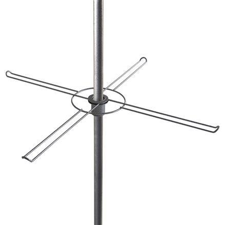 Hakenkranz D = 700 mm, mit 4 Doppelhaken