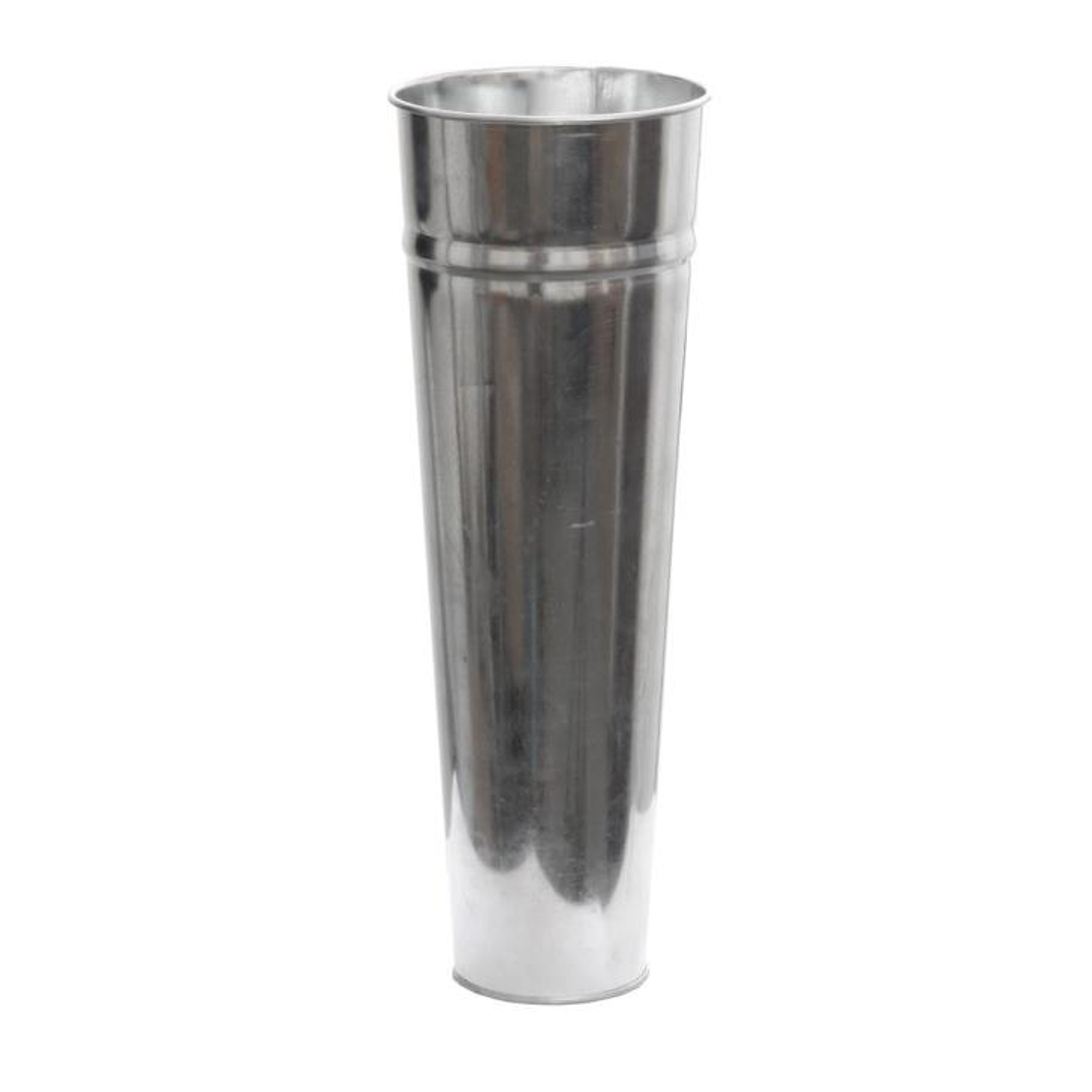 Blumenvase Vase, verzinkt