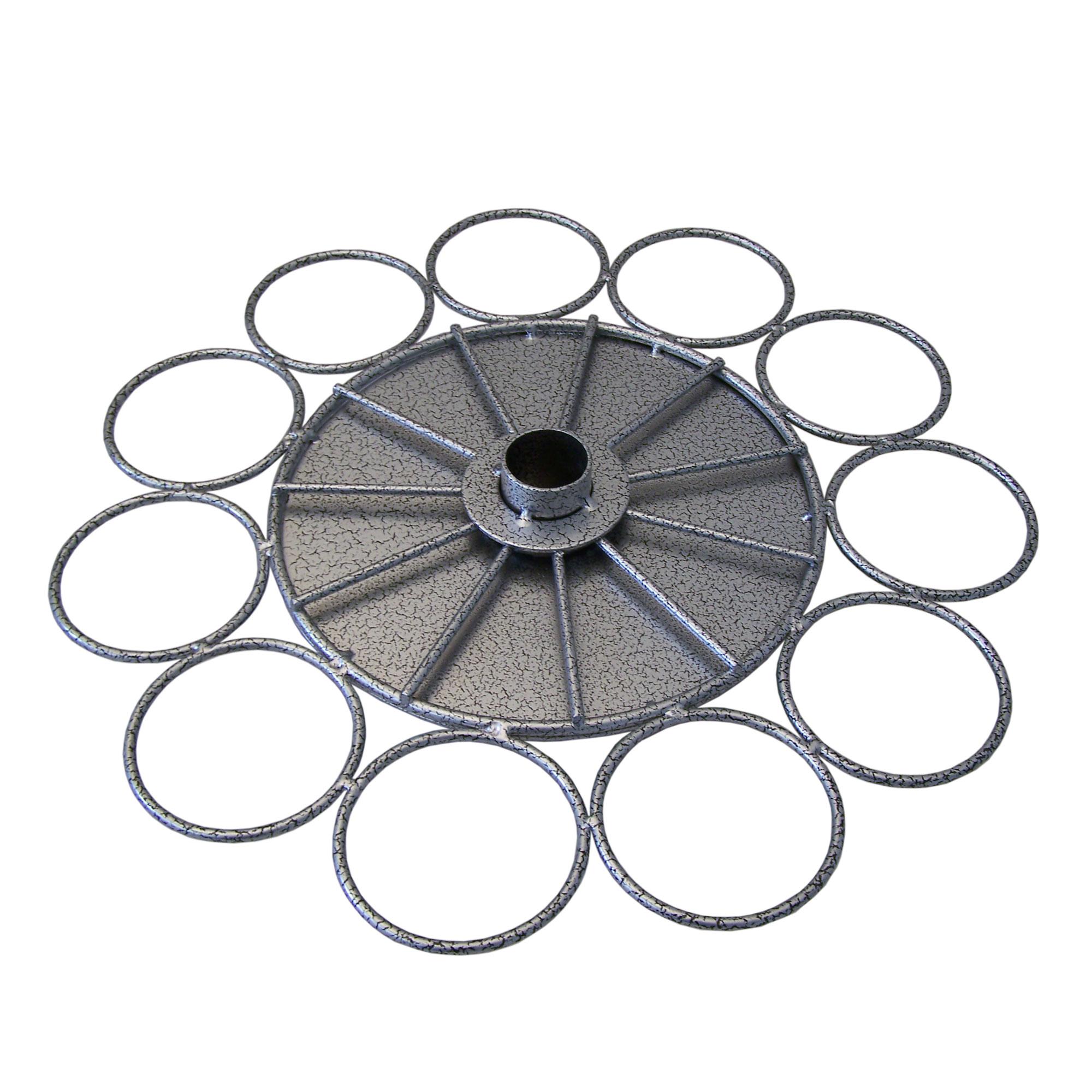 Ringaufsatz für Langschirme D=355 mm