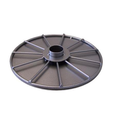 Stützteller für Regenschirme D=210 mm
