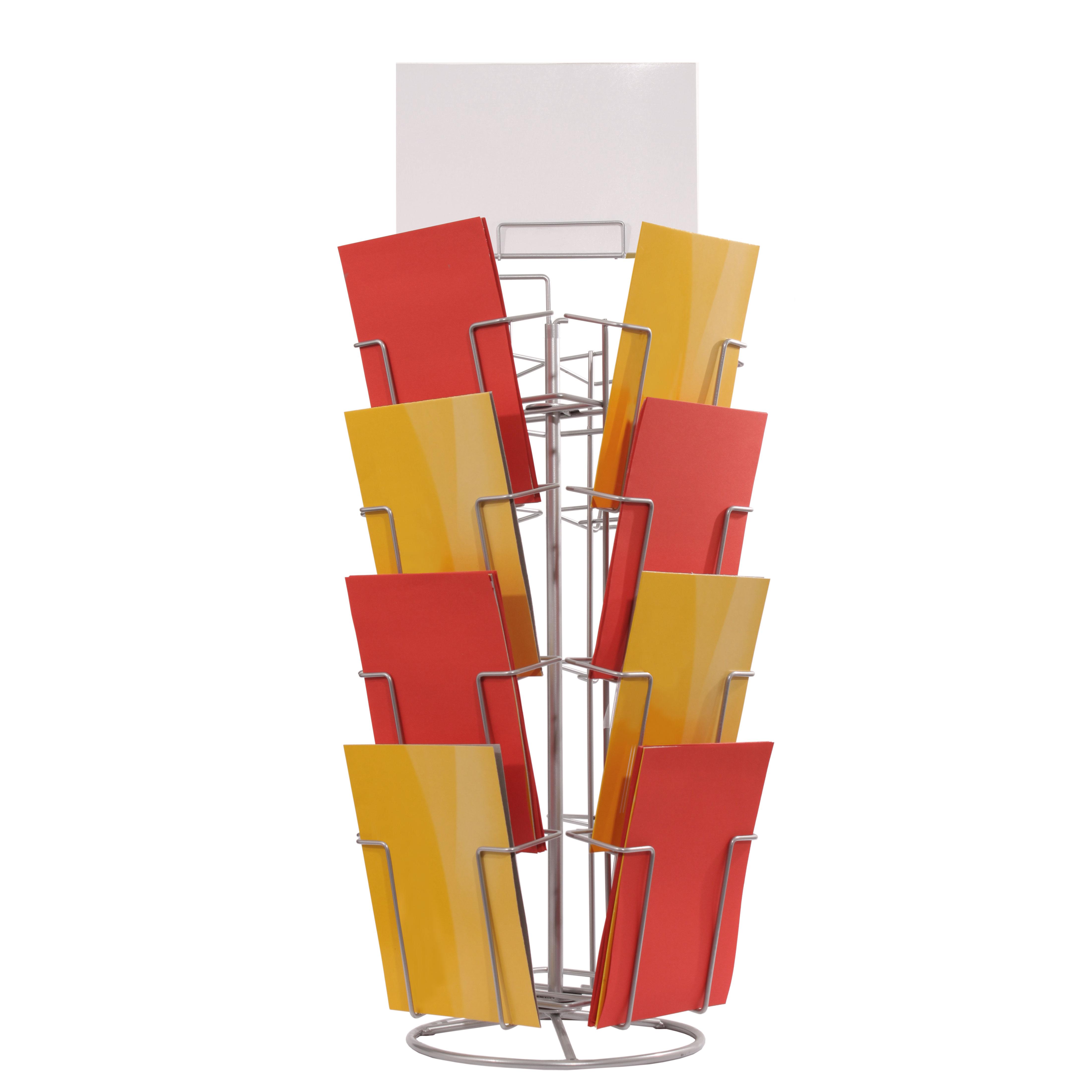 Kartenständer mit 16 Fächern Hochformat 180x130