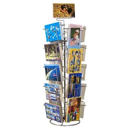 Kartenständer mit 18 Fächern 130x180 mm
