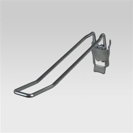 Doppelhaken mit Klappverschluss L= 400mm - 400mm 4,8mm | 400mm 4,8mm