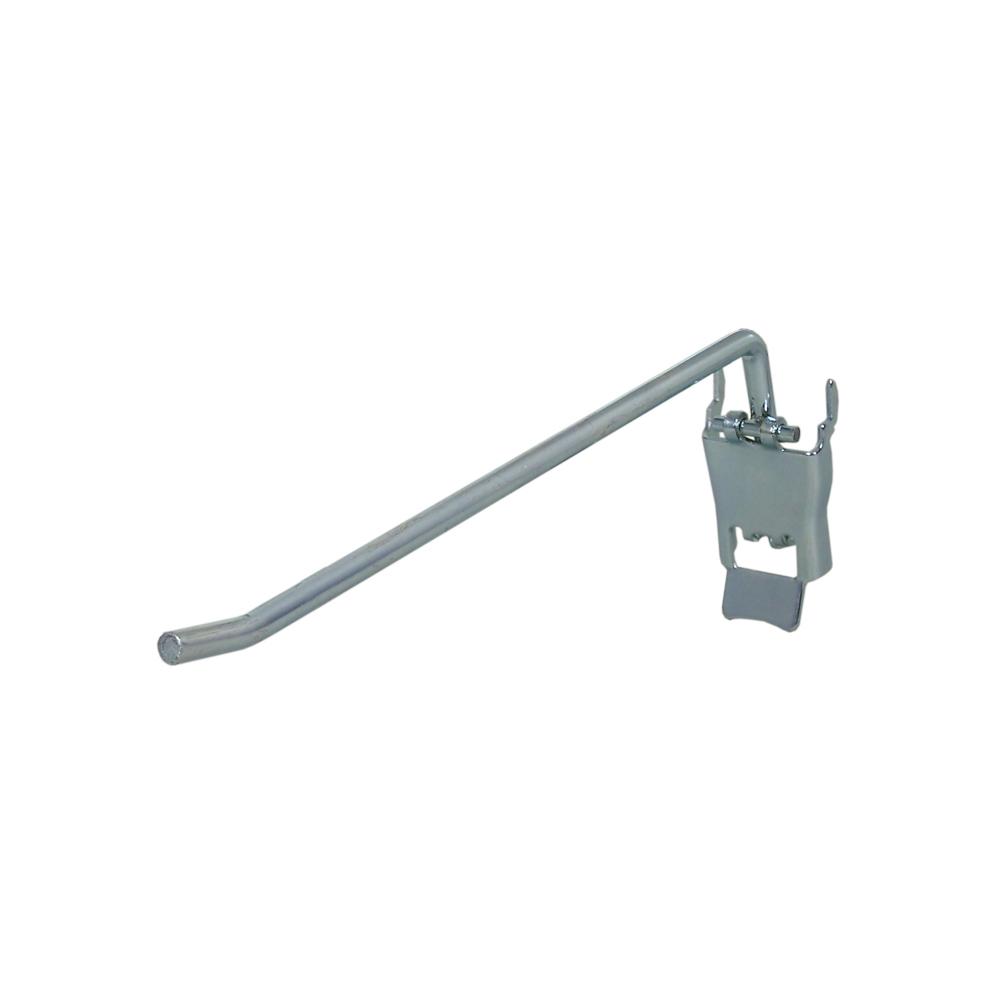 Einzelhaken mit Klappverschluss, L= 120 mm