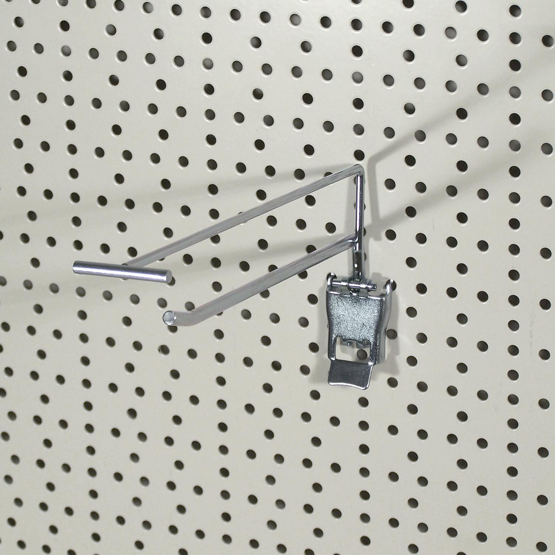 Einzelhaken mit KLappverschluss, L= 400 mm
