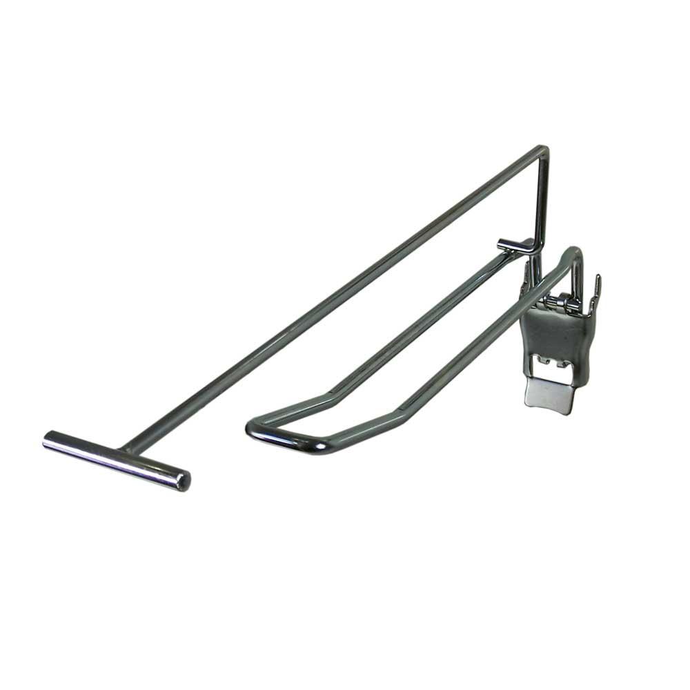 Doppelhaken mit Klappverschluss L=250 mm