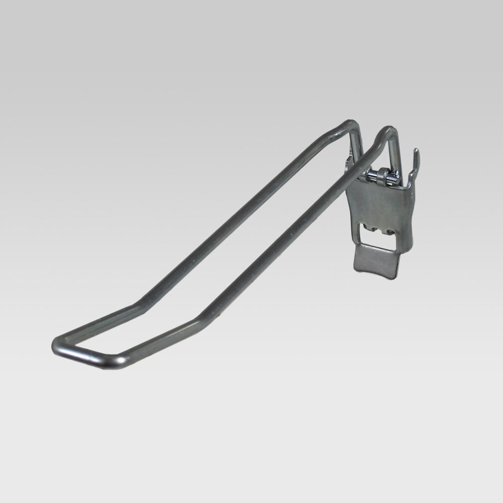Doppelhaken mit Klappverschluss L= 400mm