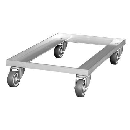 Transportoller aus Aluminium-Winkelprofil 618x420