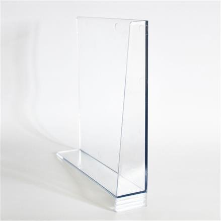Fachteiler glasklar H20, L20, rechts