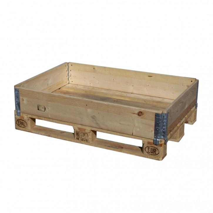 Holzaufsatzrahmen 2lagig, H = 200 mm