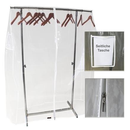 Schutzhülle Abdeckhaube für Kleiderständer 120 cm Breit