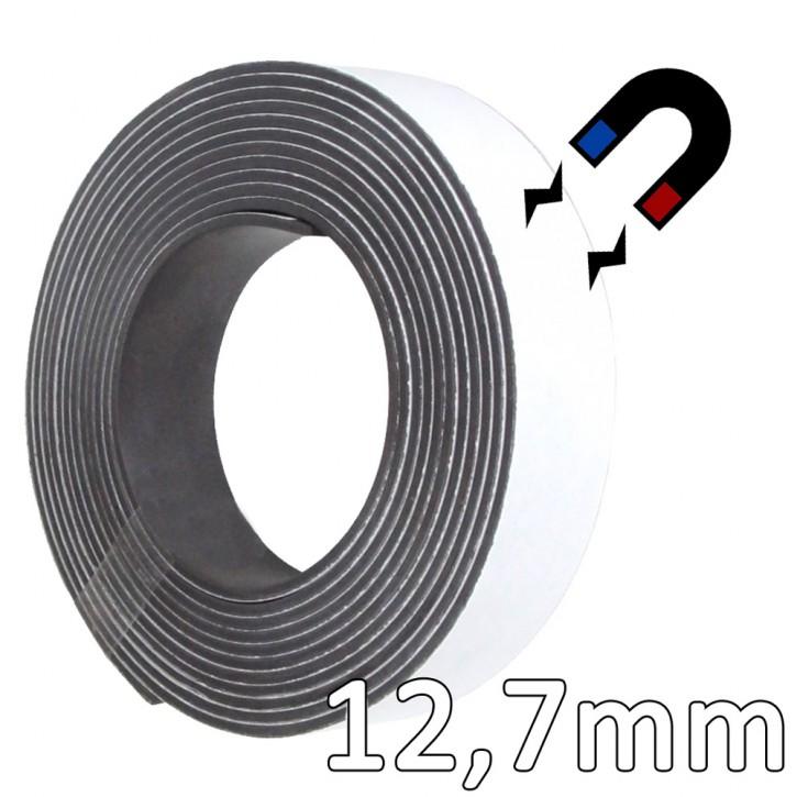 Doppelseitiges Magnetklebeband, 12,7mm