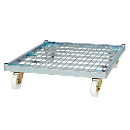 Metallpalette mit Rollen Stahlrollplatte