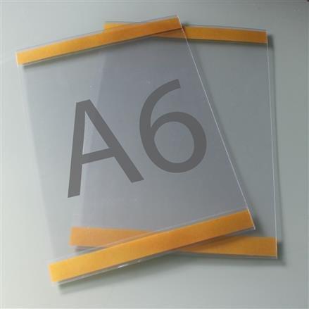 Postertasche A6: 148 x 105 mm