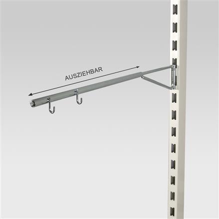 Regalstopper, Displayhalter, Bannerhalter