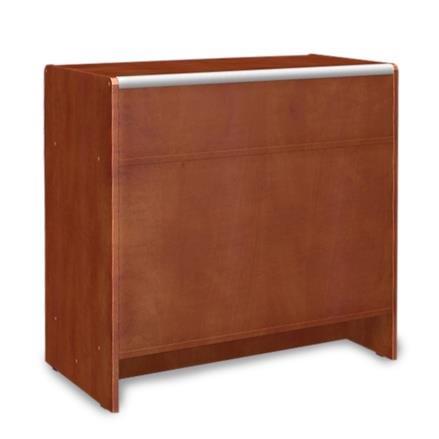 Ladentisch aus Spanplatte mit 3 Ebenen 90x50x90cm