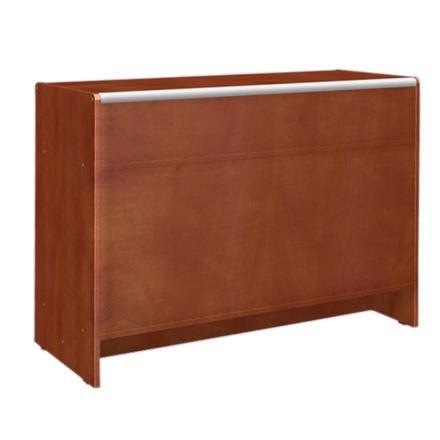 Ladentisch aus Spanplatte mit 3 Ebenen 120x50x90cm
