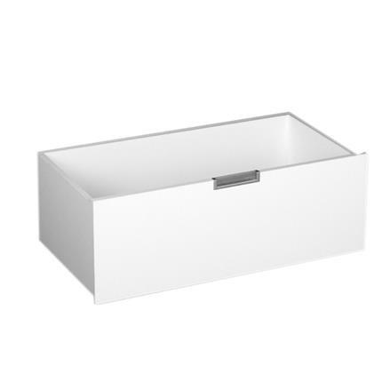 Schublade auf Rädern weiß für EGO Tisch