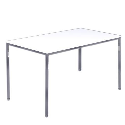 Verkaufstisch mit Glasplatte Ladentisch 90x50