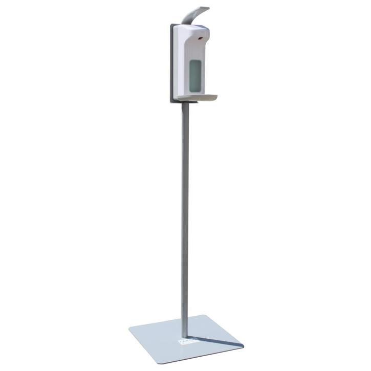 Hygienestation Light 130cm in RAL9006