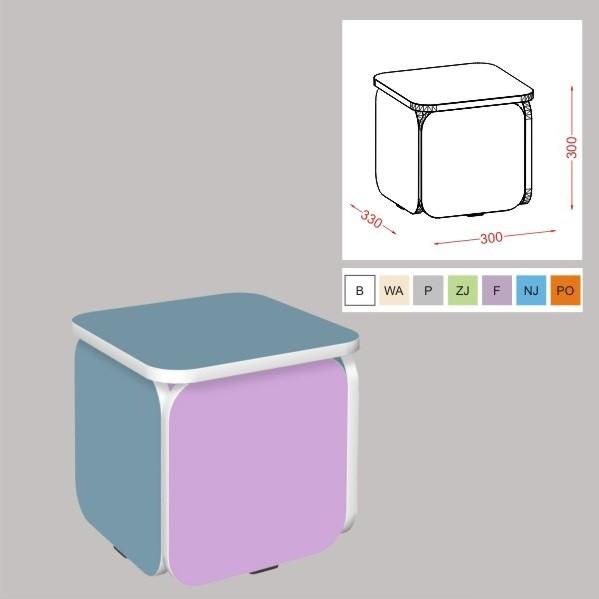 Verkaufstisch Tresen Würfel zum verkauf von Ware