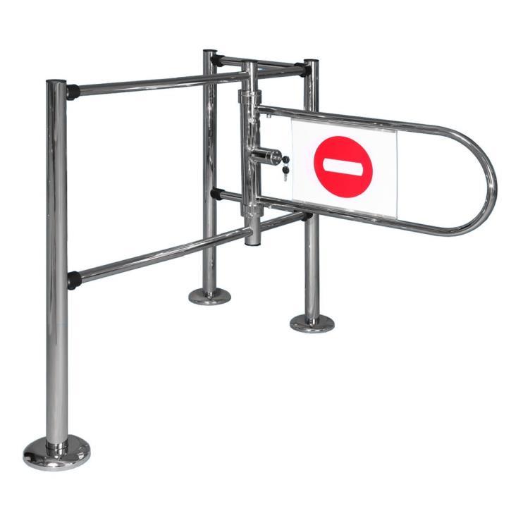 Ausgang Checkout Tür 800x336mm