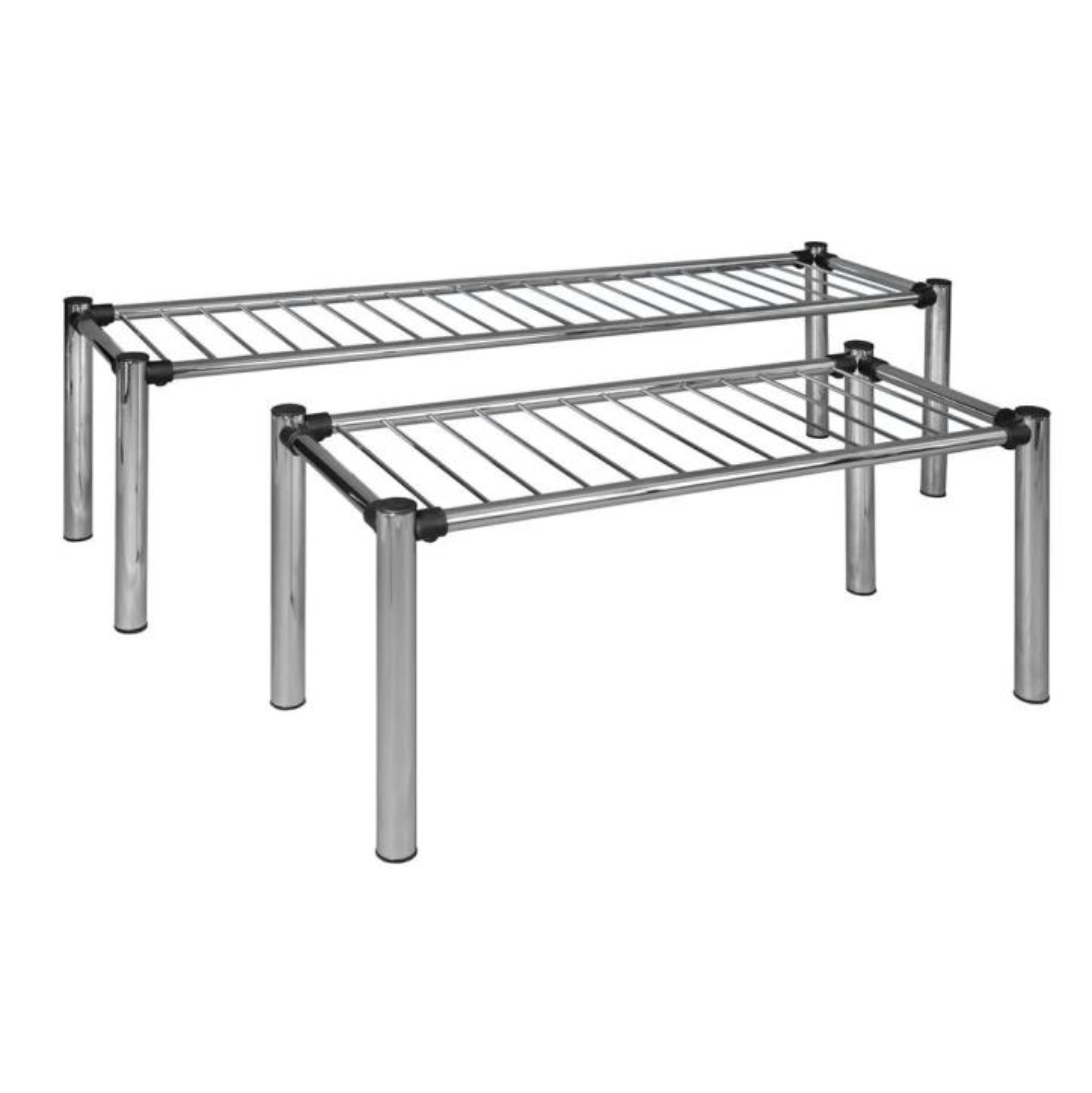 Tisch Kundenführungssystem für Einkaufskörbe