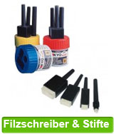 Filzschreiber & Stifte