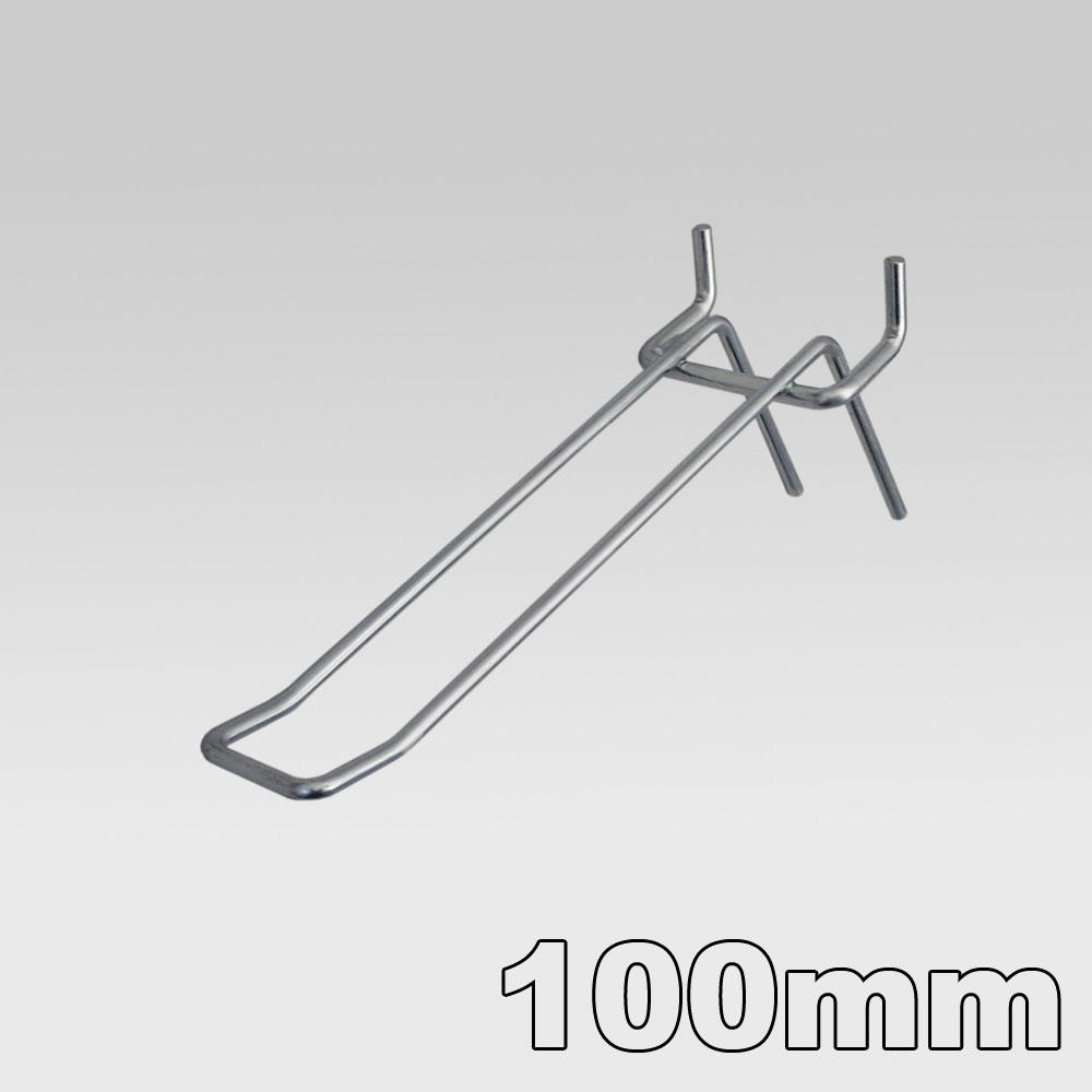 doppelhaken f r lochblech 100mm 3 4mm 100mm 3 4mm 6l2 3 4 100. Black Bedroom Furniture Sets. Home Design Ideas