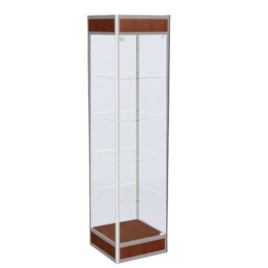 Glas vitrine perfect vintage metal vitrine with glas for Vitrine ikea klingsbo