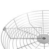 Trenngitter für Rundkorb D=550x120 mm