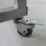 Design Gürtelständer 2 Etagen 20 Haken 160mm