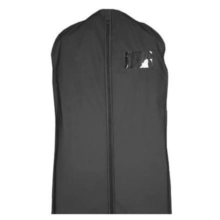 Kleidersack Kleiderhülle m. Reißverschluss schwarz