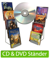 CD-DVD Ständer