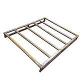 Eisenpalette 122x105 cm