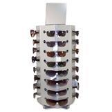 Theken-Brillenständer für 24 Sonnenbrillen
