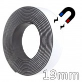 Doppelseitiges Magnetklebeband, 19mm