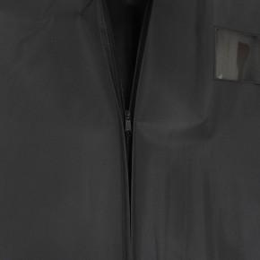 Kleidersack Kleiderhülle m. Reißverschluss schwarz 180cm
