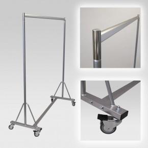 Profi-Kleiderständer, sehr stabil, fixe Höhe 160 cm 160 kg belastbar