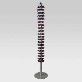 Brillenständer für 20 Brillen
