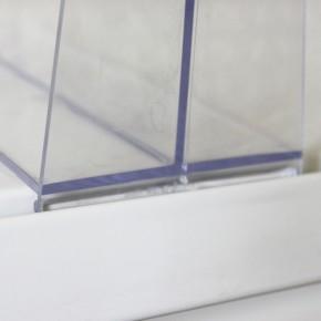 Fachteiler glasklar H20, L20, Mitte